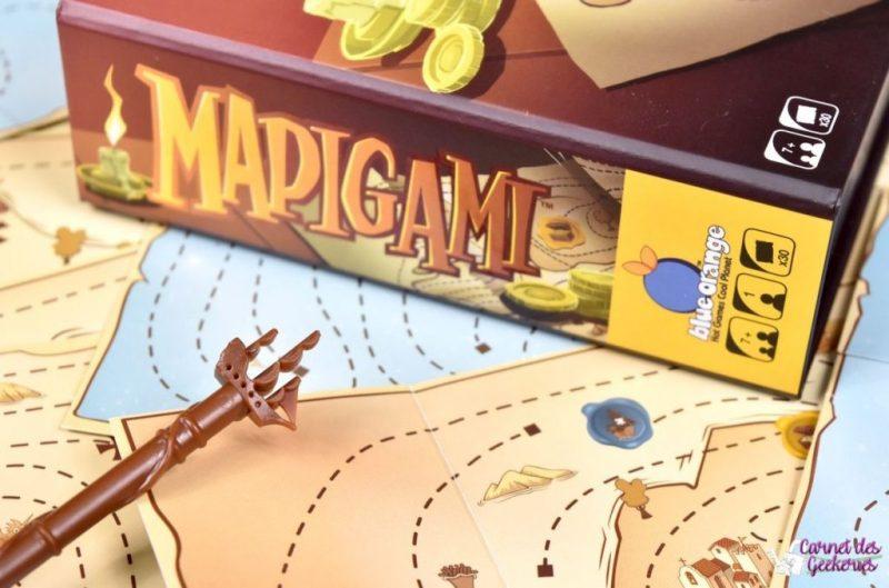 Mapigami - Blue Orange