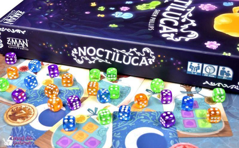 Noctiluca - Asmodee Zman