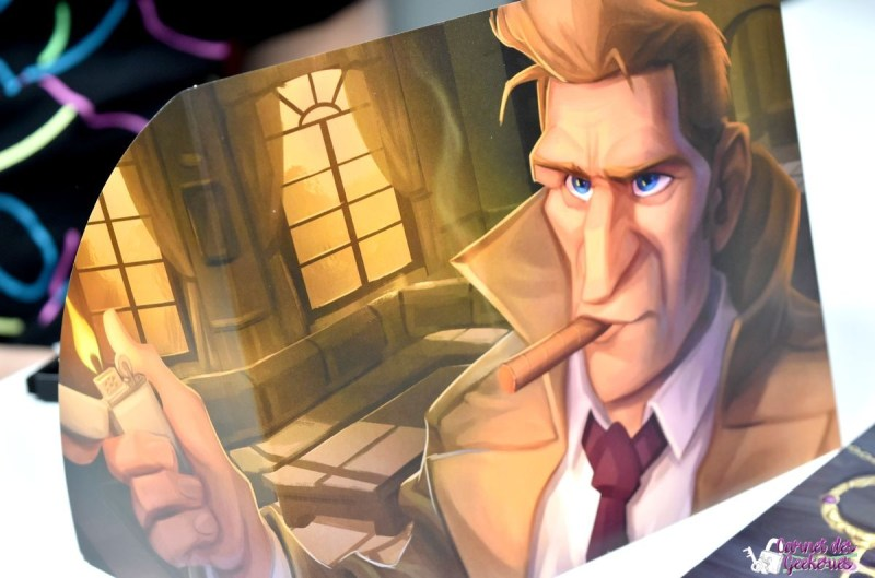 Paranormal Detectives - Lucky Duck Games