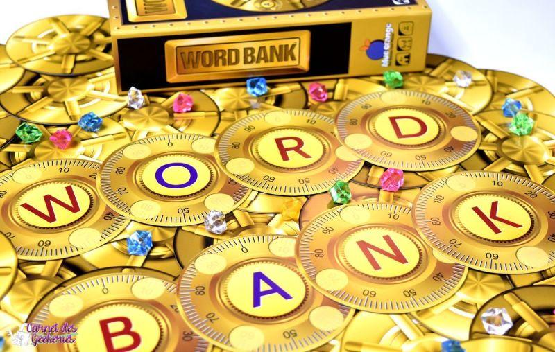Word Bank - Blue Orange