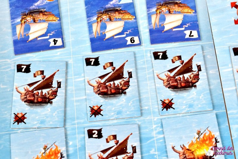 Pirates under Fire - Asmodee - Explor8
