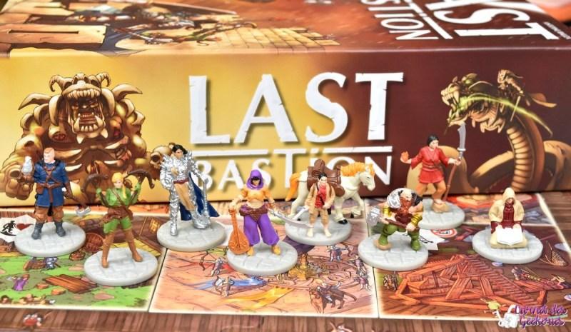 Last Bastion - Repos Production