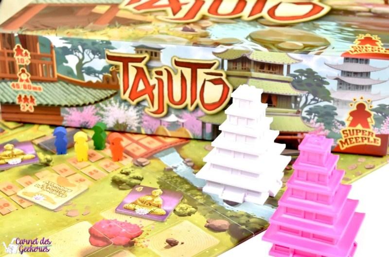 Tajuto - Super Meeple