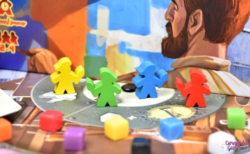 Couleurs de Paris - Super Meeple