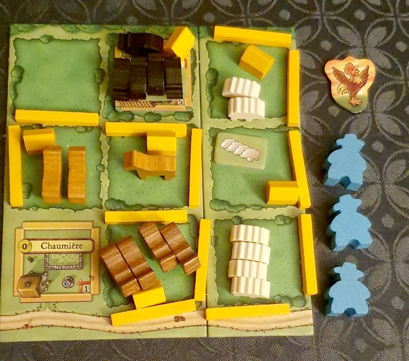 Agricola Big Box 2 joueurs - Funforge