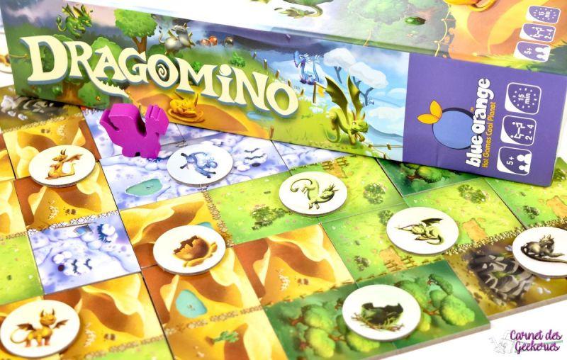 Dragomino - Blue Orange
