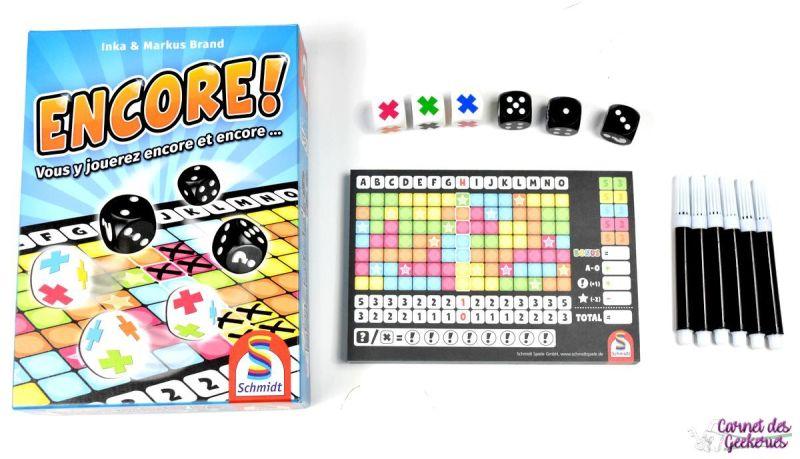 Encore - Schmidt Spiele - Pixie Games