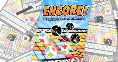 Encore – Test et Avis – Schmidt Spiele