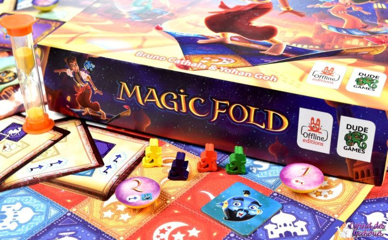 Magic Fold - Offline Editions