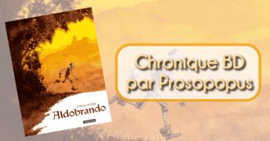 [BD] Aldobrando (Gipi / Critone) – Chronique par Prosopopus