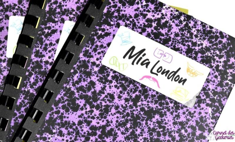 Mia London et l'affaire des 625 fripouilles - Scorpion Masqué