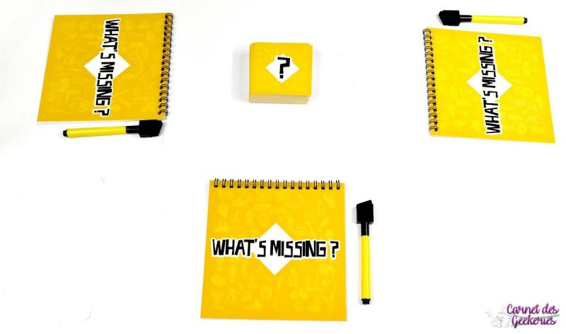 What's Missing - Ludonaute