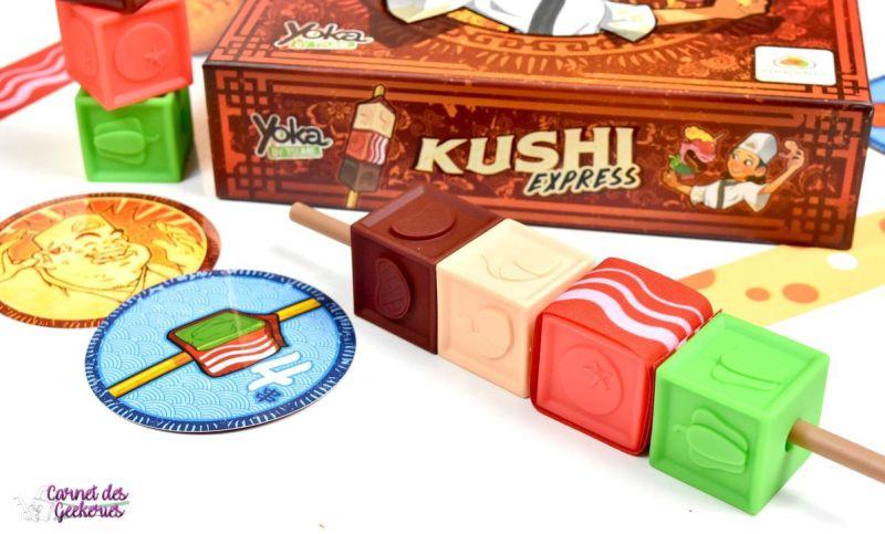 Kushi Express - Yoka by Tsume