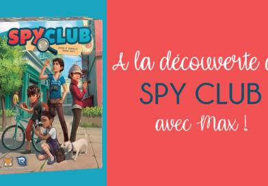 Spy Club – L'avis de Max – Renegade
