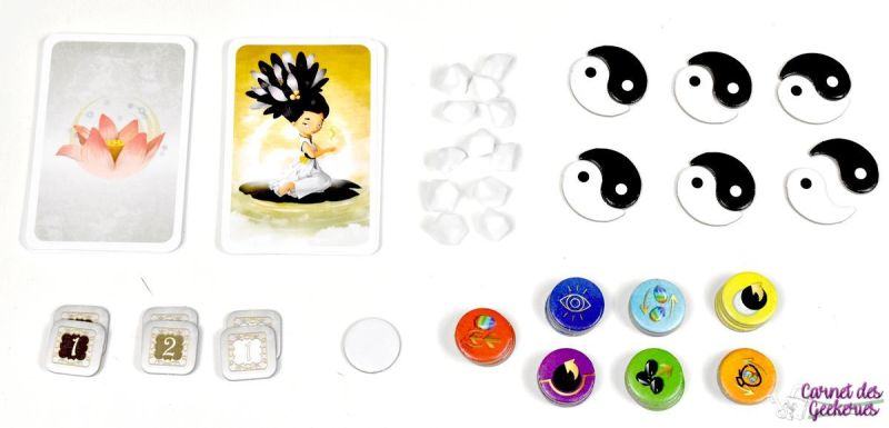 Extension Chakra Yin Yang