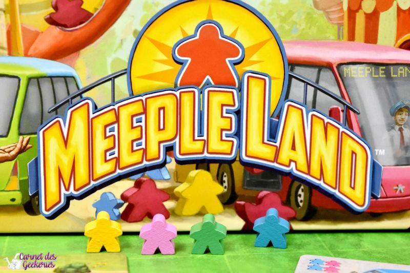 Meeple Land - Blue Orange
