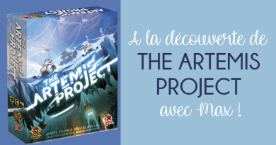 The Artemis Project – L'Avis de Max – Super Meeple