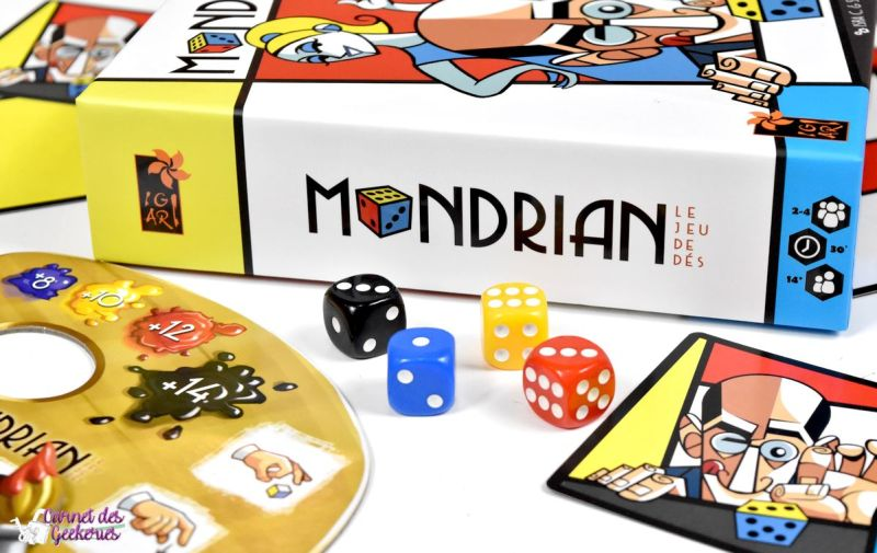 Mondrian - Igiari