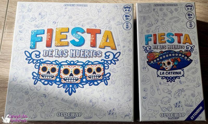 Fiesta de Los Muertos - La Catrina - Old Chap Games