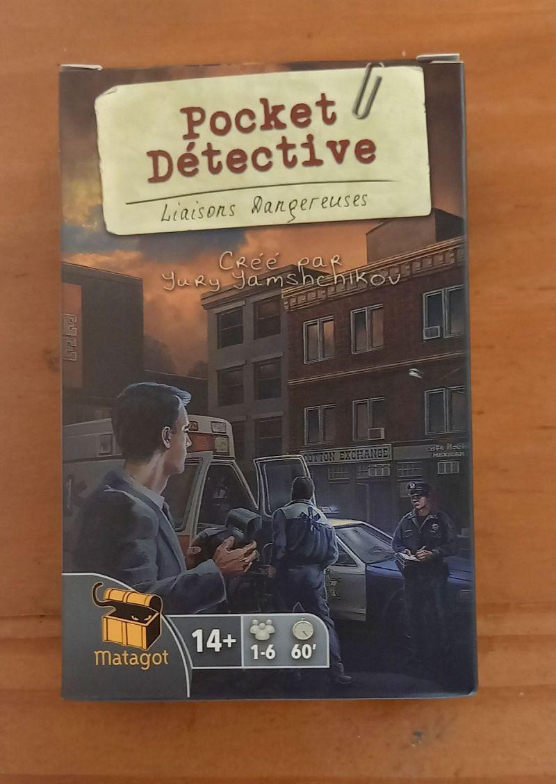 Pocket Detective - Matagot