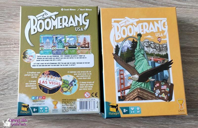 Boomerang USA - Matagot