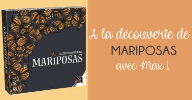 Mariposas - Gigamic