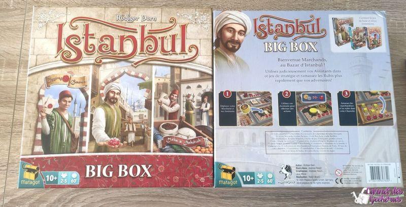 Istanbul Big Box Matagot
