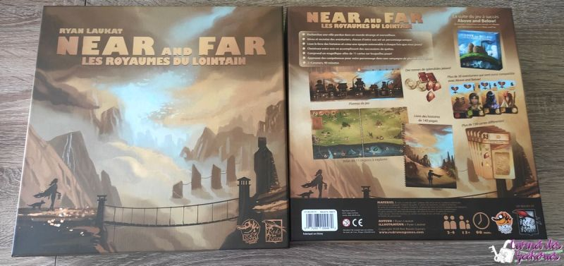 Near and Far Lucky Duck Games
