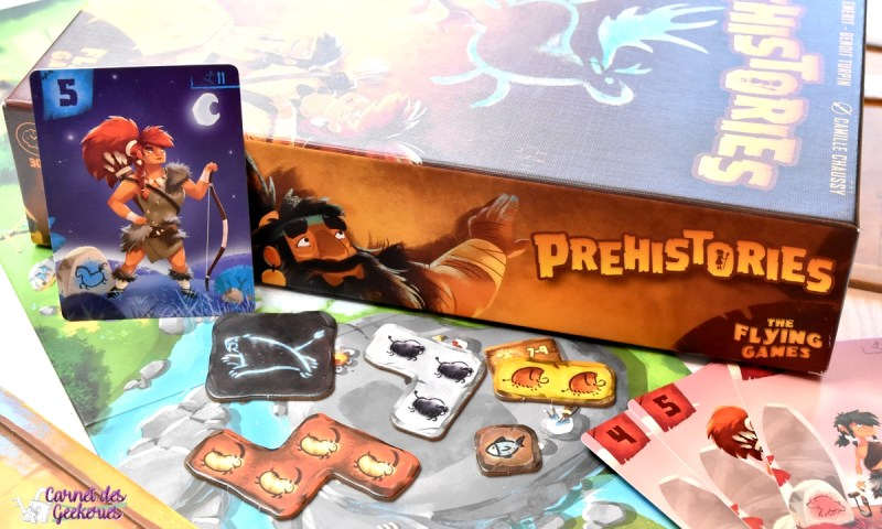 Prehistories - The Flying Games
