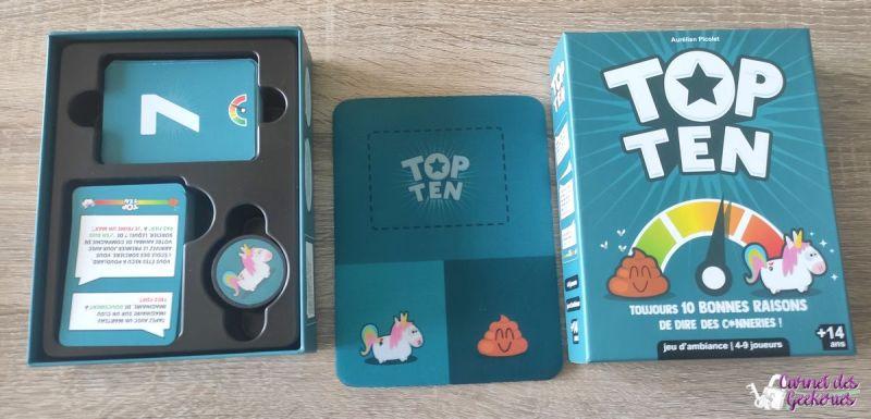 Top Ten Cocktail Games