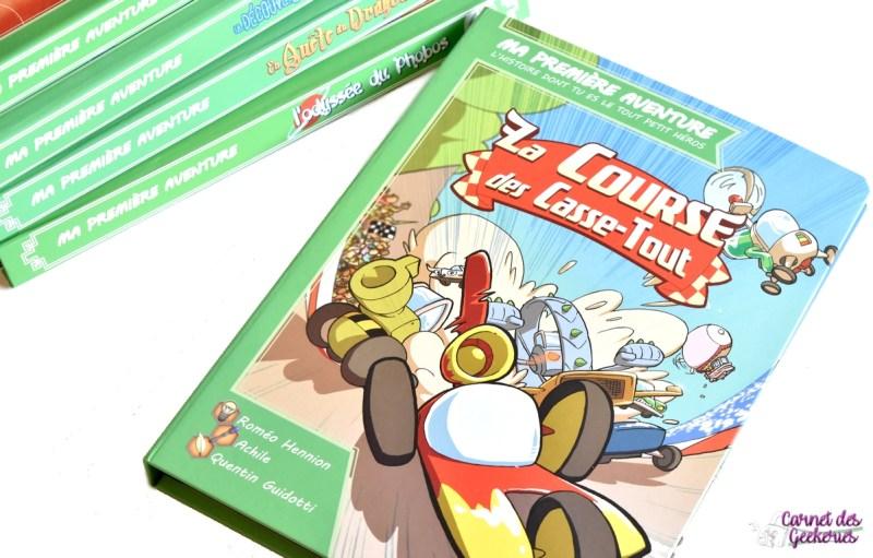 Ma Première Aventure La Course des Casse Tout GameFlow (2)