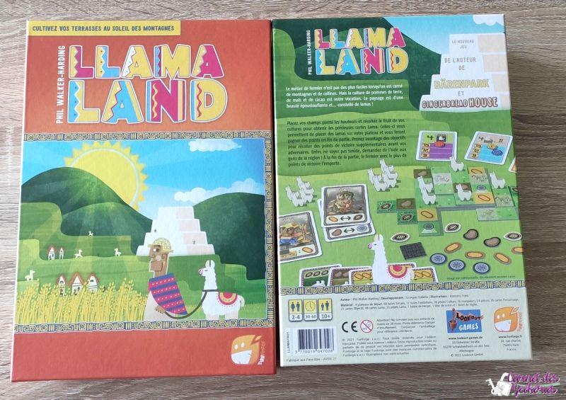 Llama Land Funforge