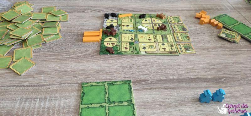 Agricola 2 joueurs Funforge