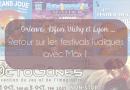 4 semaines, 4 festivals, le retour de Max !