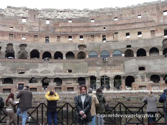 Visiter le Colisée