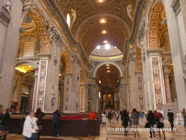 Visiter la basilique Saint-Pierre