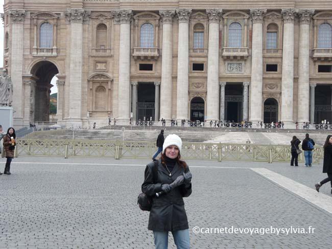 Visiter la basilique Saint-Pierre ou le Vatican (Rome)