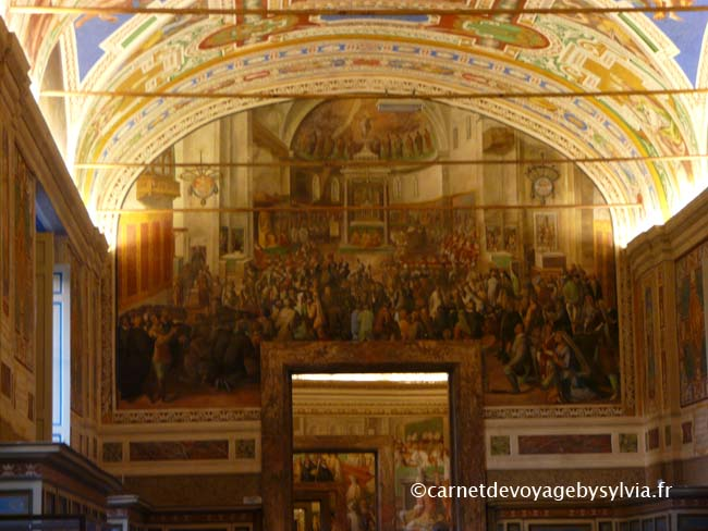 Visiter le Musée du vatican