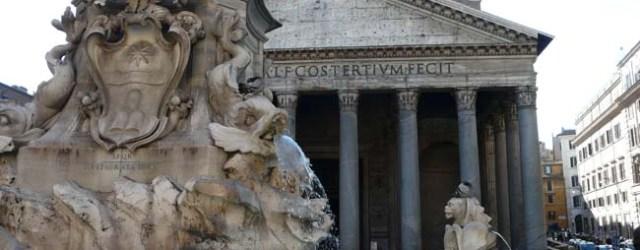 Visiter le Panthéon (Rome)