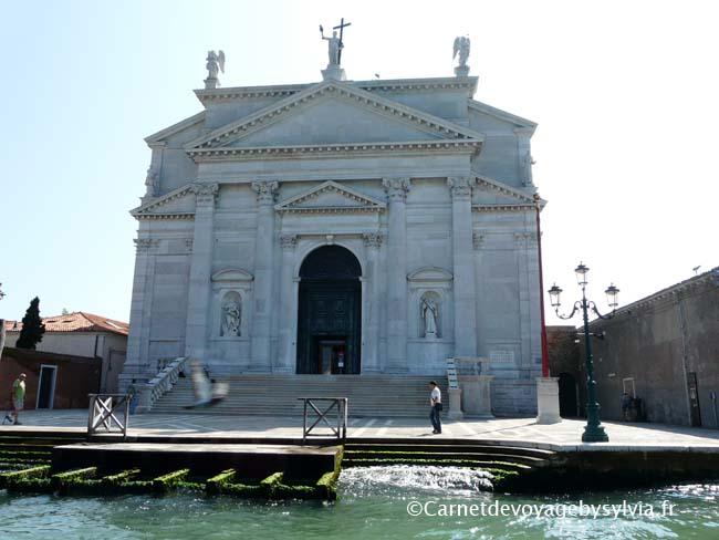 Visiter les églises (chiesas – Venise)