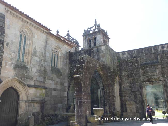 La cathédrale Sé - Braga