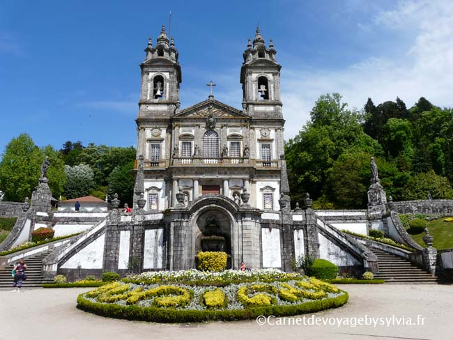 Braga- Portugal - vacances - voyage
