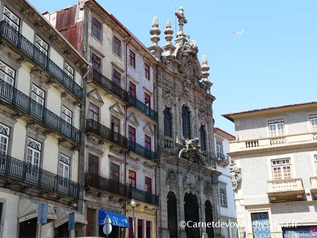 rua das flores (rue des fleurs) -Vieux Porto