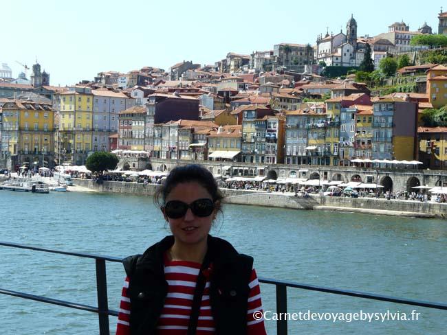 Porto vu des quais