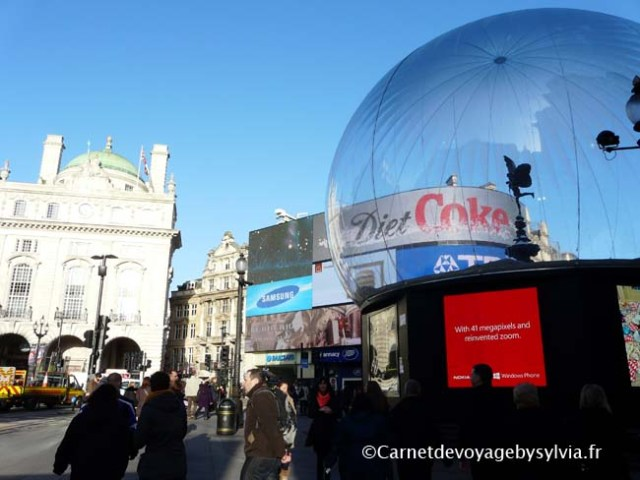 Picadilly Circus-Londres