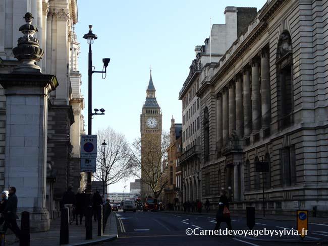 Big ben voyage à Londres