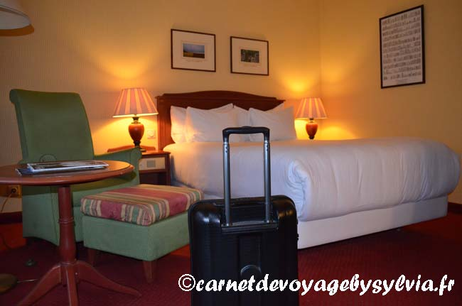 chambre hôtel NH HOTEL
