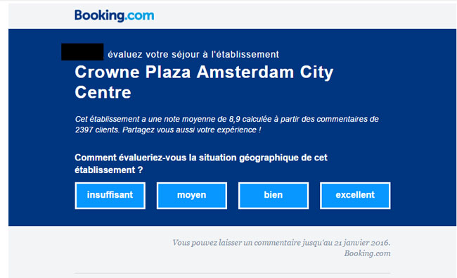 commentairebooking