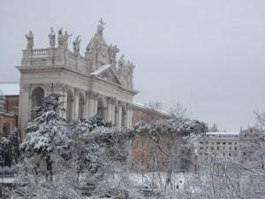 San Giovanni in Laterano : première église de Rome