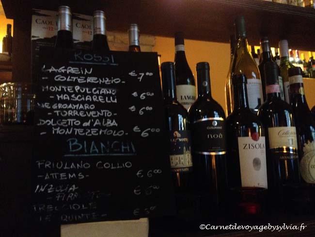 Bar à vin Rome